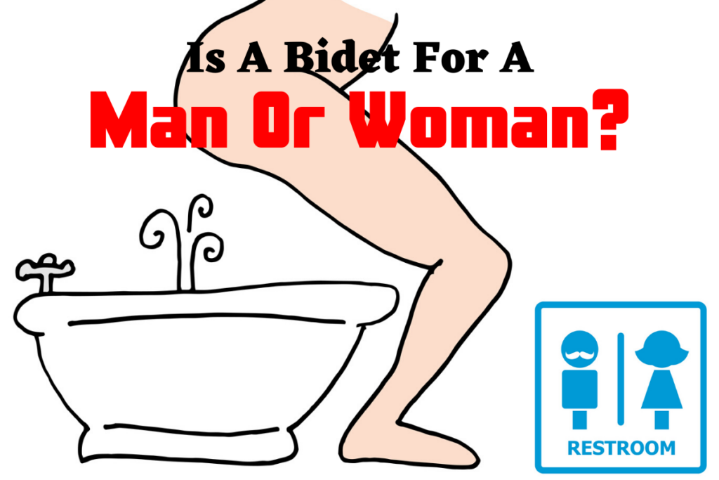 Bidet for men or women