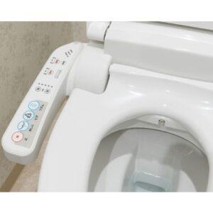 electric bidet seat attachment
