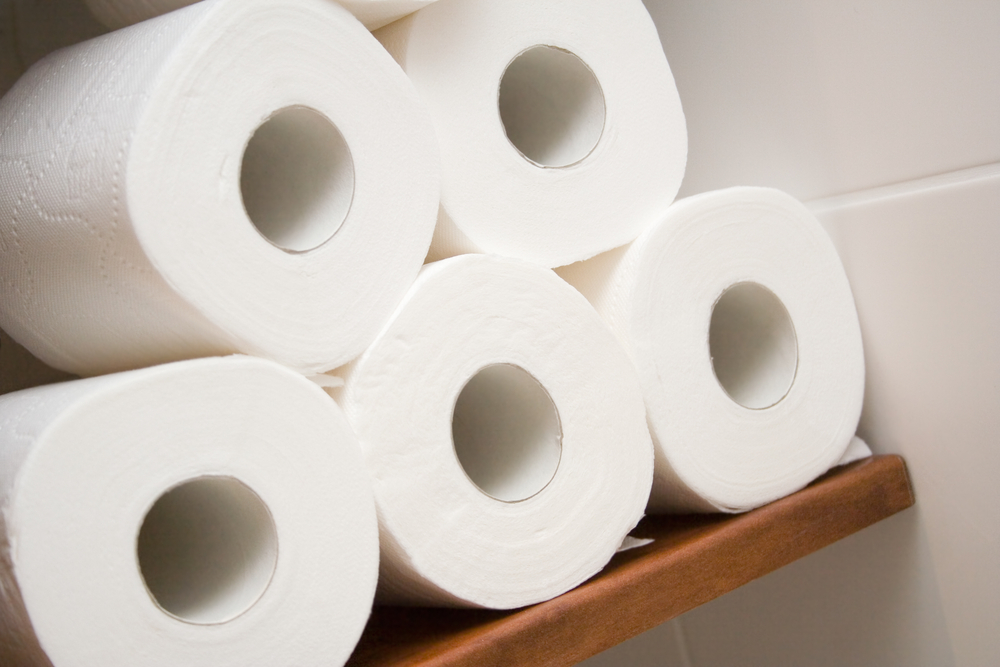 Ditch The TP!