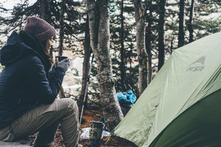 Camping bidet is a good bidet alternative for an outdoor advenrure