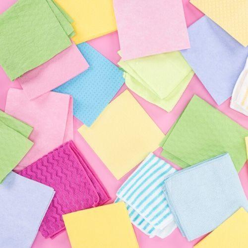 family cloth toilet paper alternative