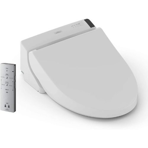 toto washlet with remote for elderly and disabled